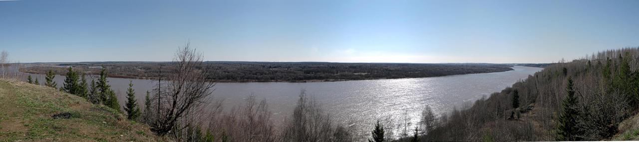 река вятка киров