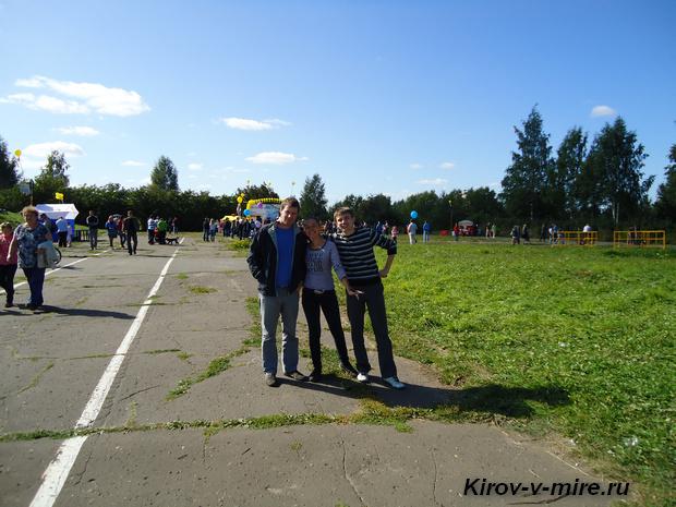 Фестиваль воздушных змеев и шаров в Кирове