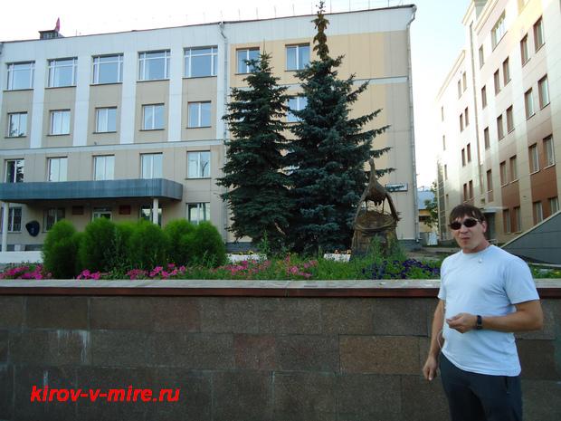 аист киров фото
