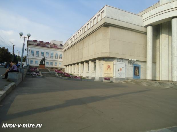 Художественный музей Васнецовых