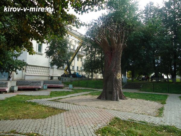 Дерево желаний фото
