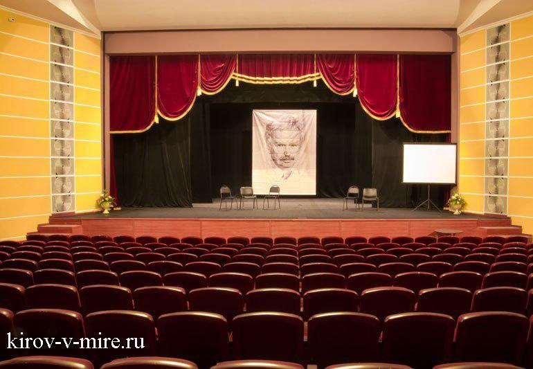 Достопримечательности Кирова. Театр кукол, подборка фотографий.