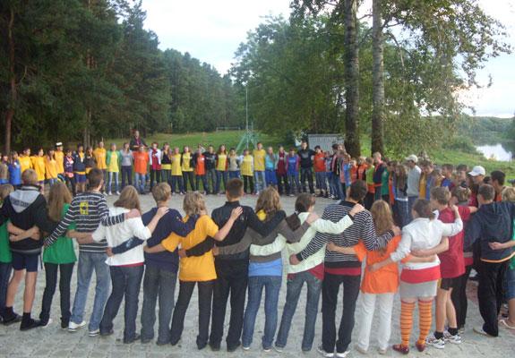 Детские загородные лагеря в Кировской области