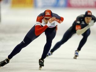 Конькобежные соревнования «Лед надежды нашей - 2012» в Кирове