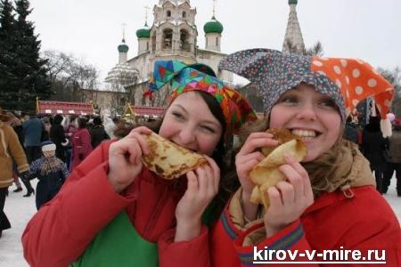 Масленица 2012 в Нововятске