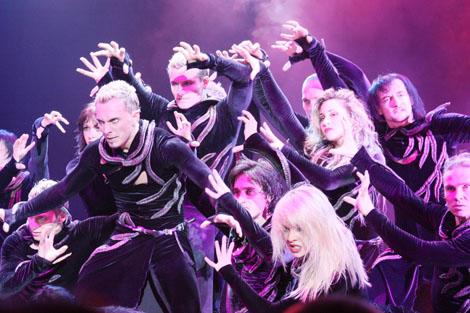 Шоу-балет Тодес в Кирове 24 февраля 2012 года