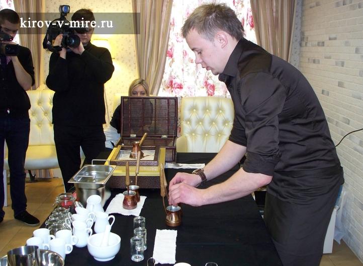 Баристика в Кирове