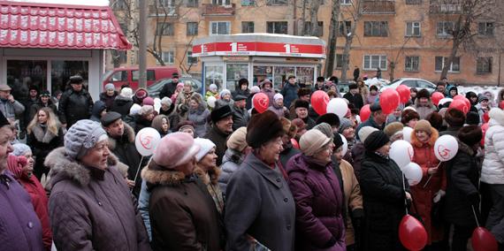 Магазин «Пятерочка» в Кирове