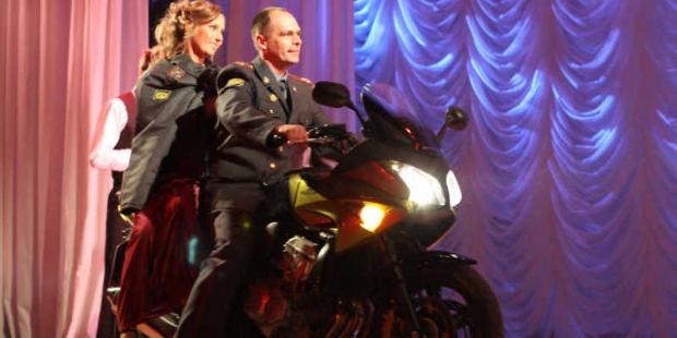 Мисс полиция — 2012
