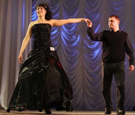 Ольга Кислицина Мисс полиция 2012 в Кирове