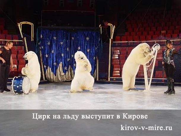 Цирк на льду