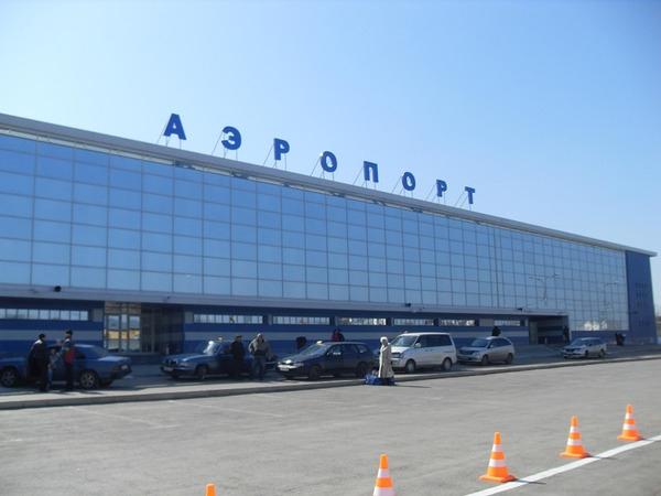 Кировский аэропорт Победилово