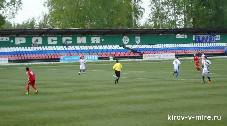 Чемпионат Кировской области