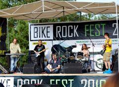 Байк-Рок фестиваль «Стальные ядра» в Кирове