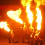 Огненное выступление