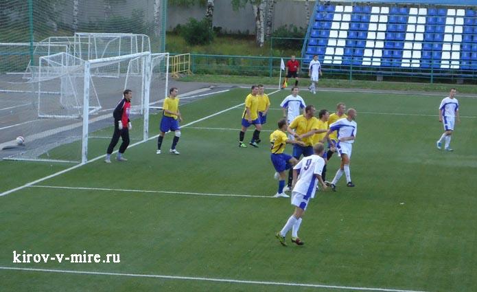 Чемпионат Кировской области 2012