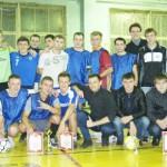 В Нововятске закончился любительский турнир по футболу.