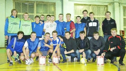 Любительский турнир по футболу в Нововятске