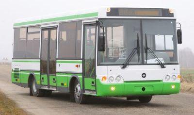 Автобус №45 из Нововятска