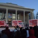 Караван Coca-cola побывал в Кирове