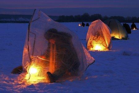зимняя рыбалка кировская область