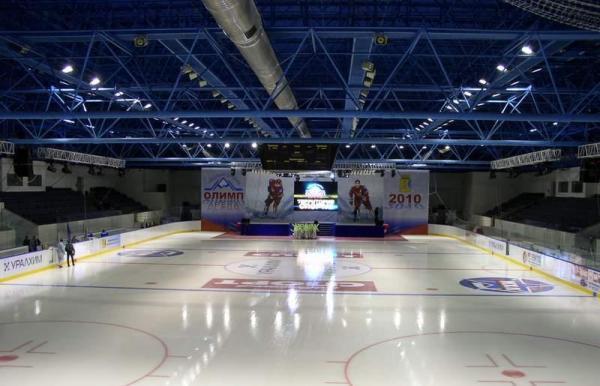 Олимп-Арена в Кирово-Чепецке