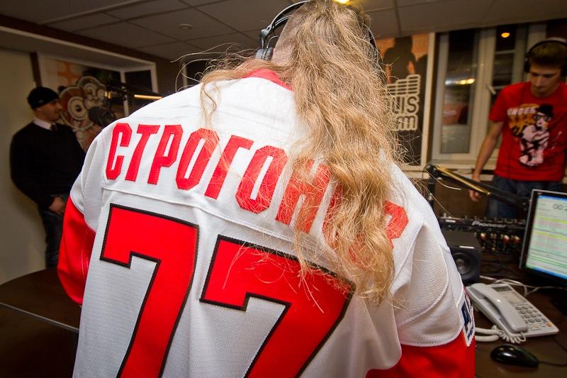 Виктор Строгонов