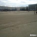 Ярмарка в честь масленицы пройдет на Театральной площади.
