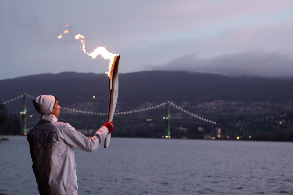 Кировчане понесут олимпийский огонь