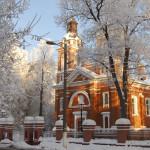 Александровский костел: 110 лет католическому храму.