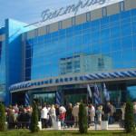 Водный дворец «Быстрица» открылся в Кирове.