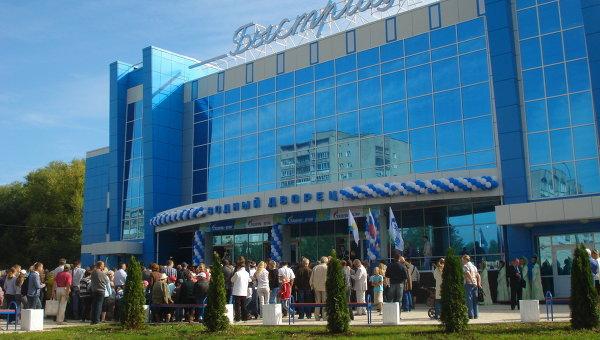 Водный дворец в Кирове