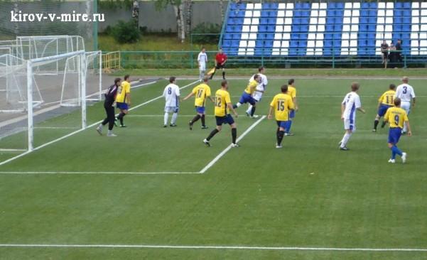 чемпионат кировской области-2013