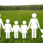 В Кирове выделят земельные участки многодетным семьям