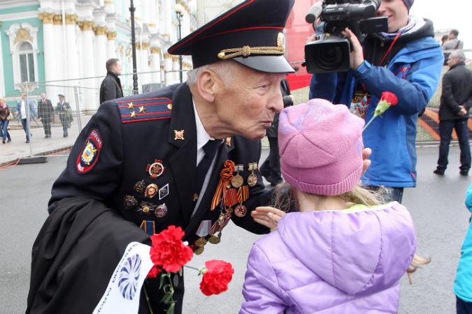 На Парад Победы в Киров придут порядка 6 тысяч человек