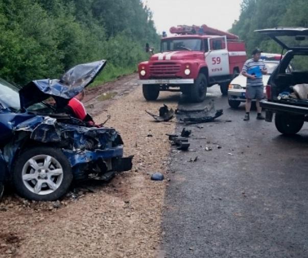 авария на трассе кировская область