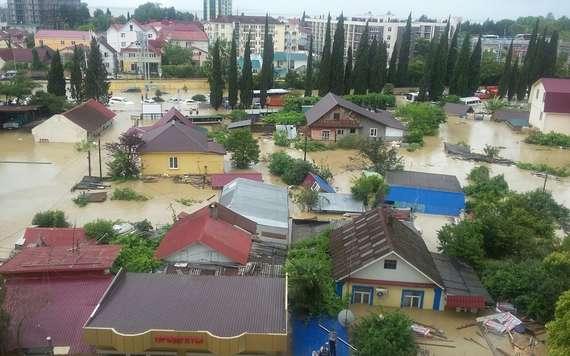 наводнение в сочи 3