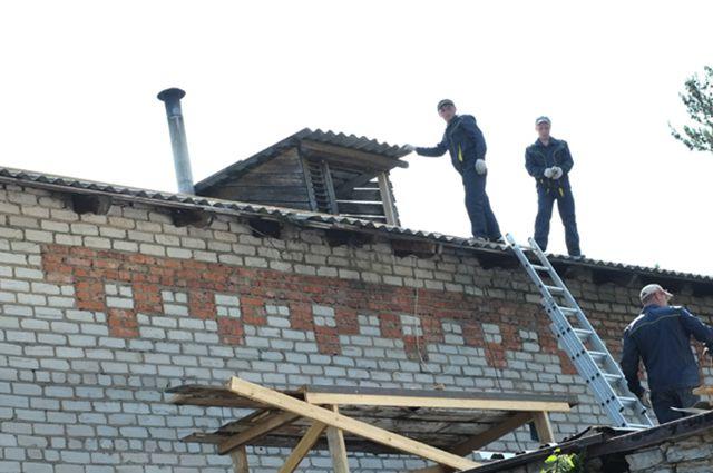 Первые дома в Кировской области отремонтированы по программе капремонта