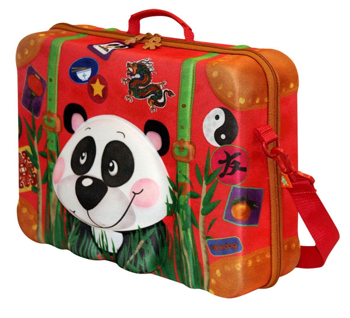 как выбрать детский чемодан
