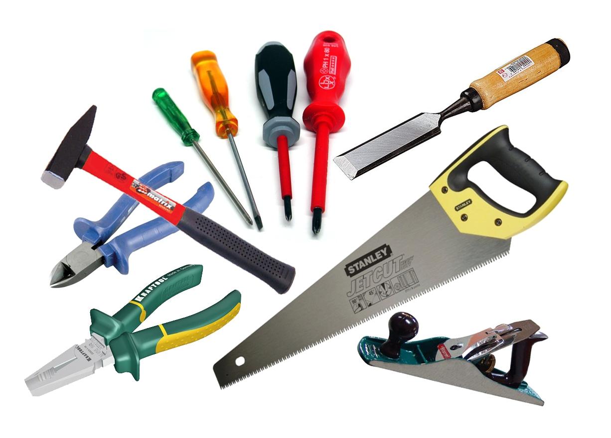 Зачем нужны в доме инструменты?