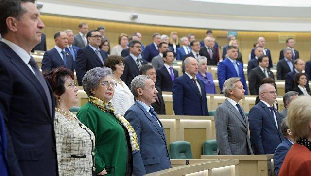 Совет федерации принял законопроект про отмену открепительных на выборах