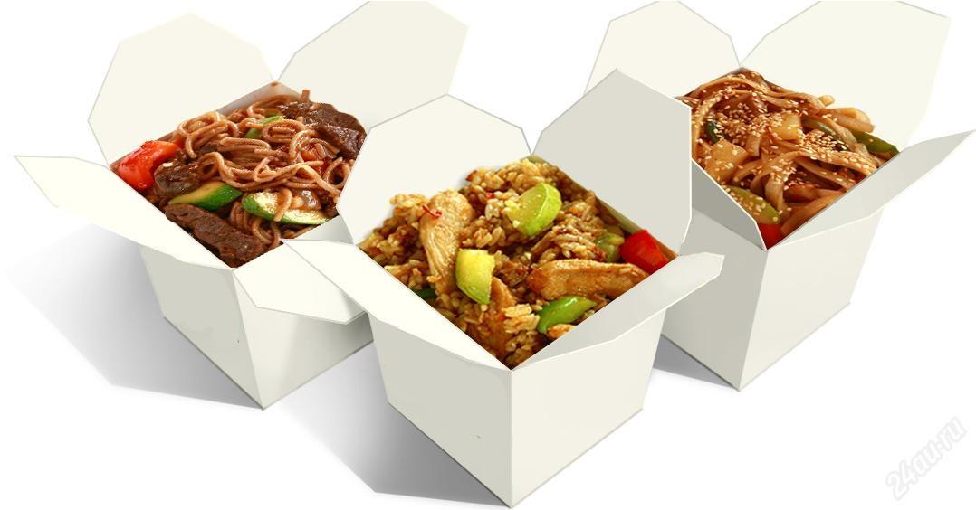 заказ лапши wok или готовка