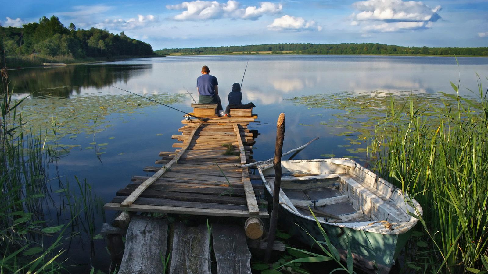 рыбная ловля и ее виды