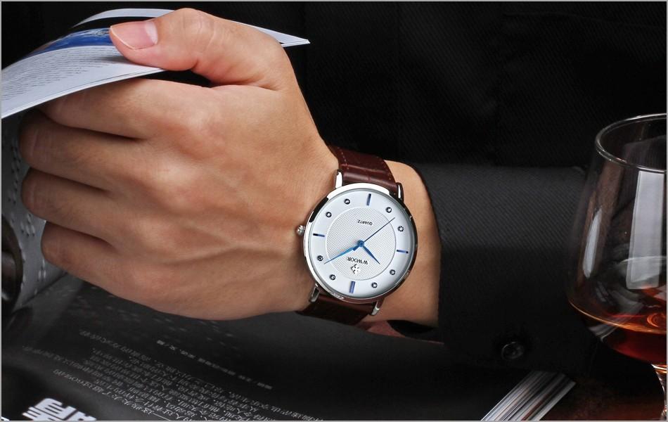 выбор мужских наручных часов в подарок любимому