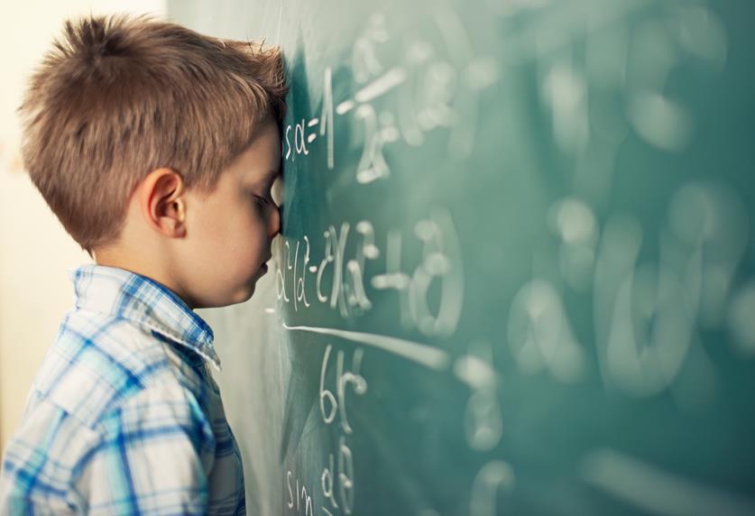 Концентрация внимания — то, без чего у ребенка падает эффективность в обучении