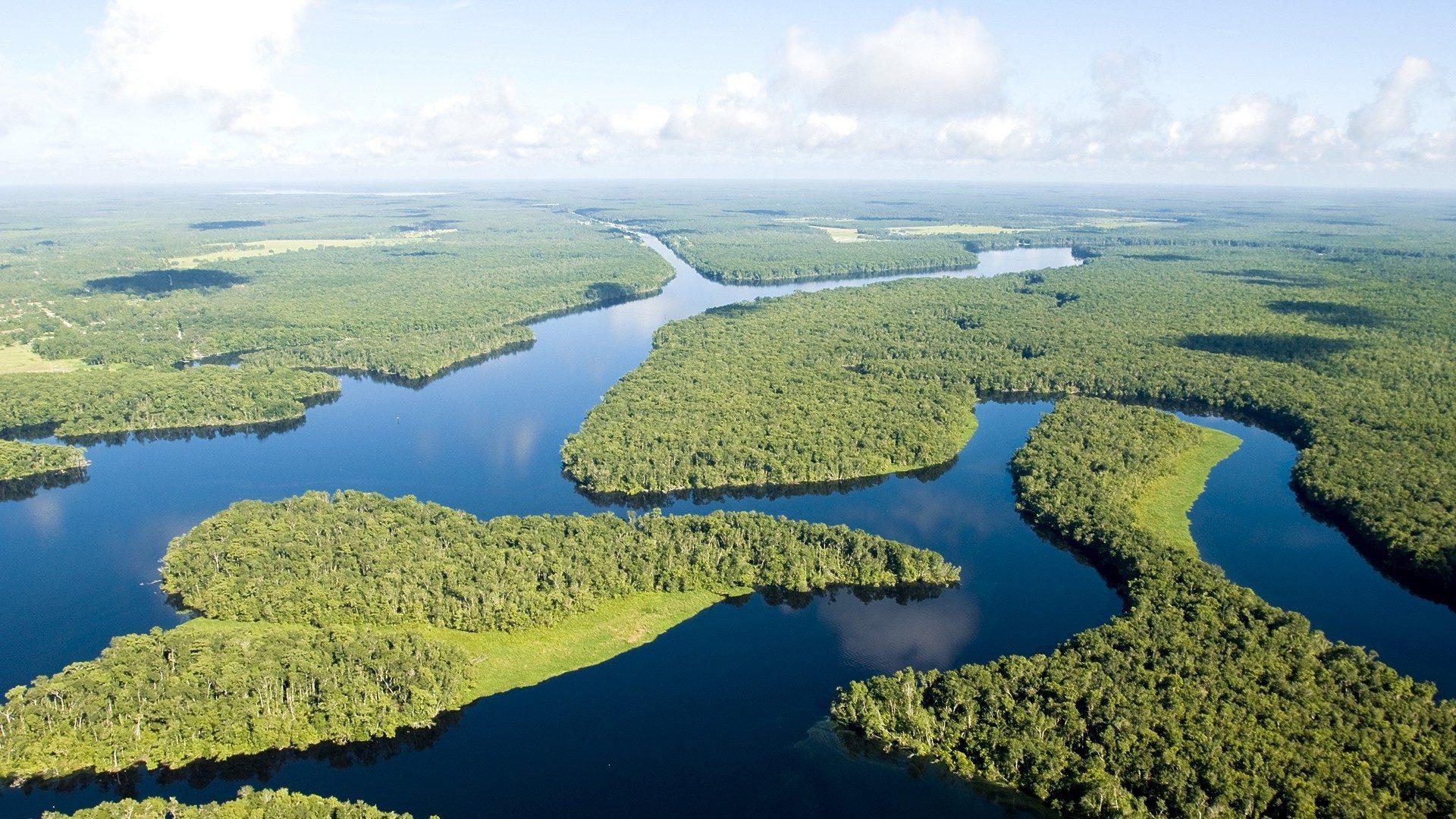 Путешествие по реке Амазонка на яхте Amatista