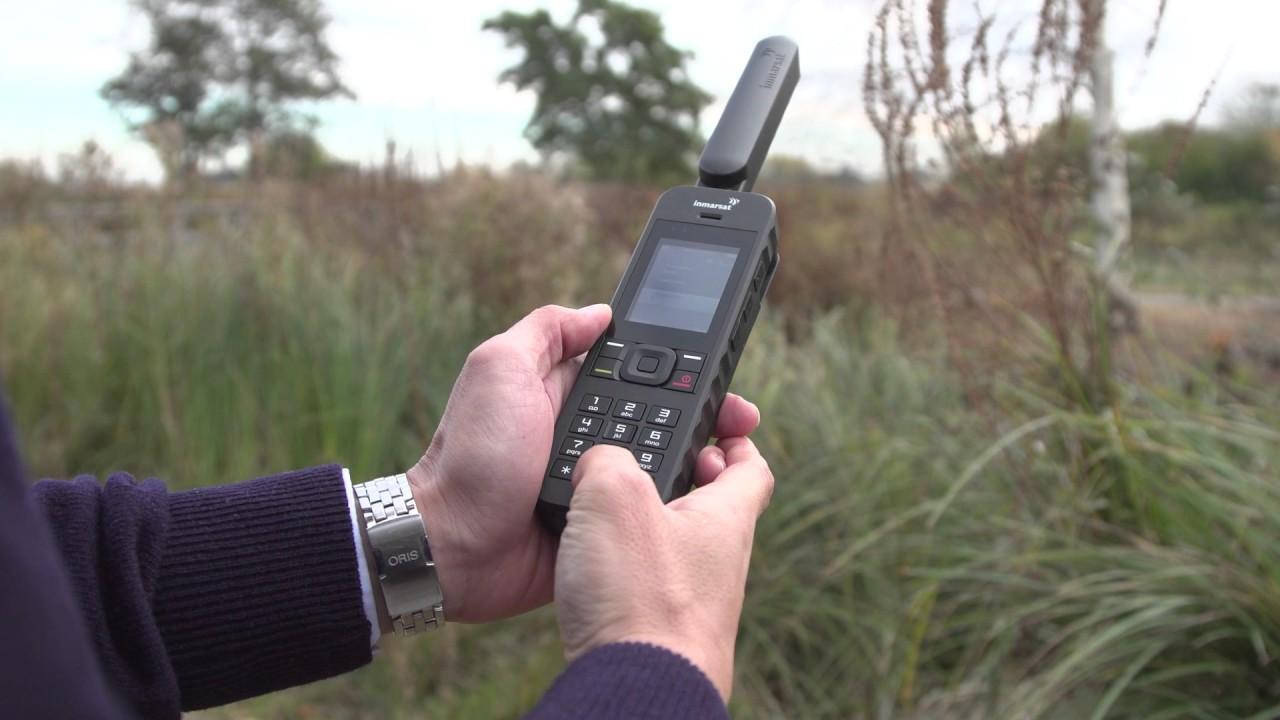 О спутниковых телефонах и СИМ-картах для них