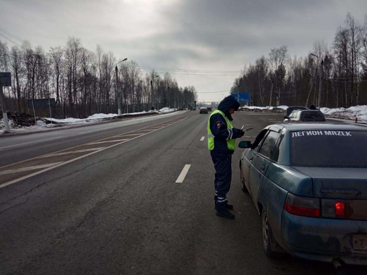 Массовые проверки на дорогах