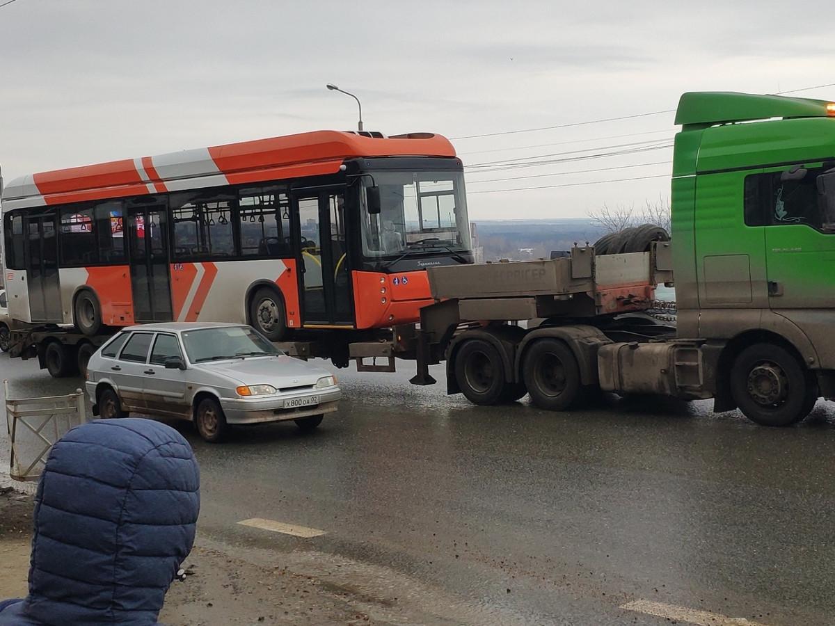 В Кирове будет запущен новый троллейбус