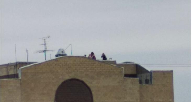 Дети на крышах Кирова. Действия управляющих компаний
